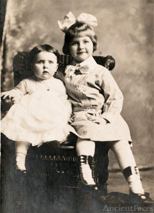 The Barnett Siblings, 1913