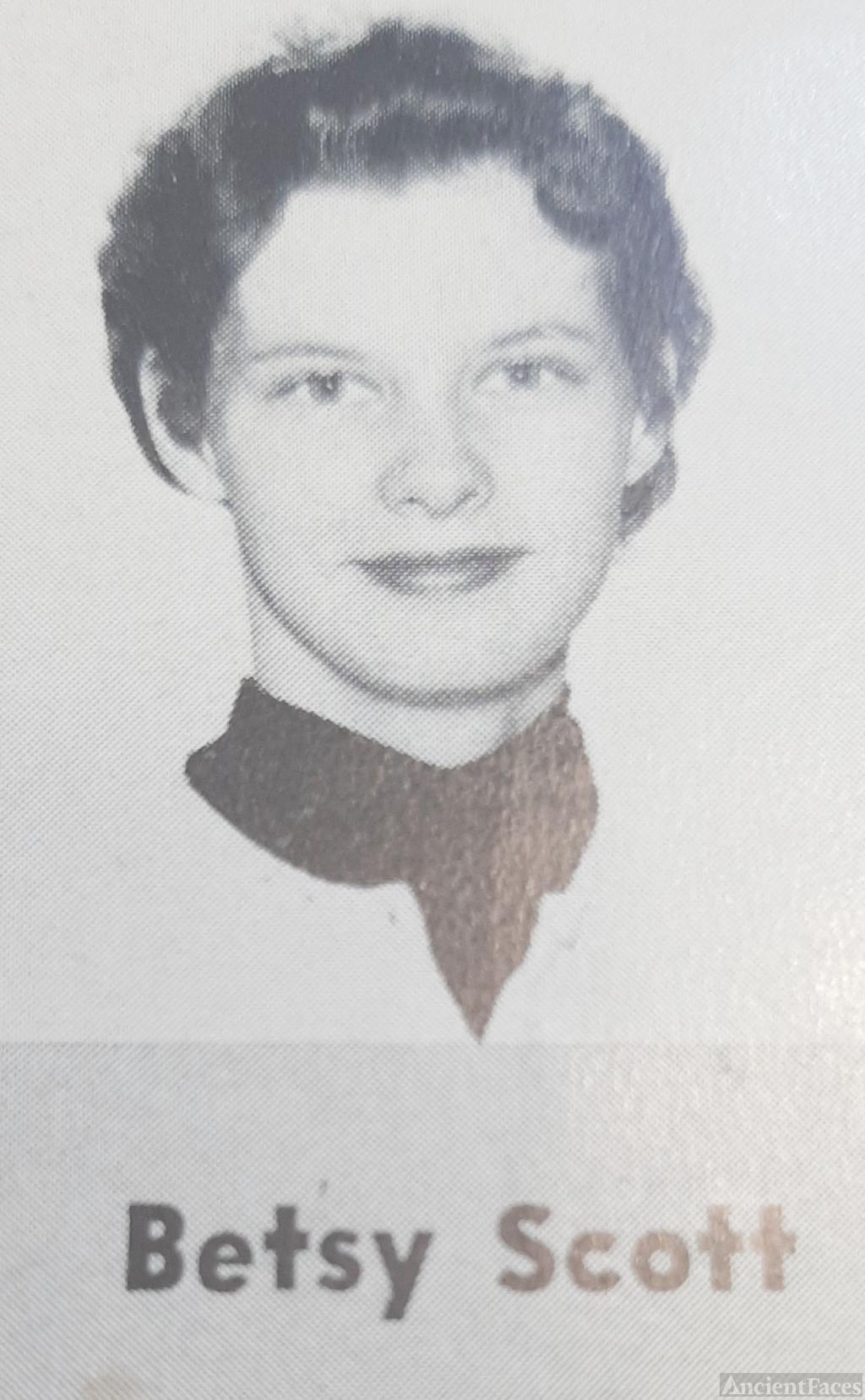 Betsy Hobson Scott