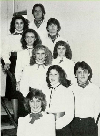 1983 Rock Hill High School All-State Honors Chorus