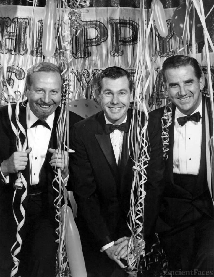 Skitch Johnny carson and Ed McMahon.