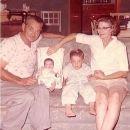 Sapp, Mims, & White families, Texas 1963
