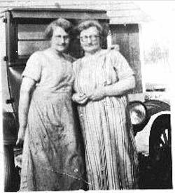 A photo of Mary Rose Ellen Ingalls Kezer