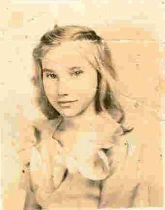 A photo of Ruby Ann Hinson