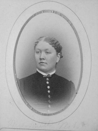 Mary Goldberg Smith (1856-1887)