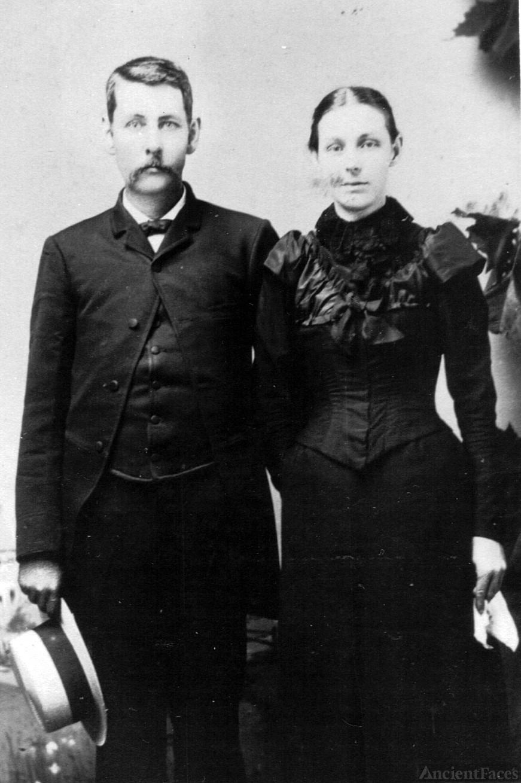 Tom and Lula Covey