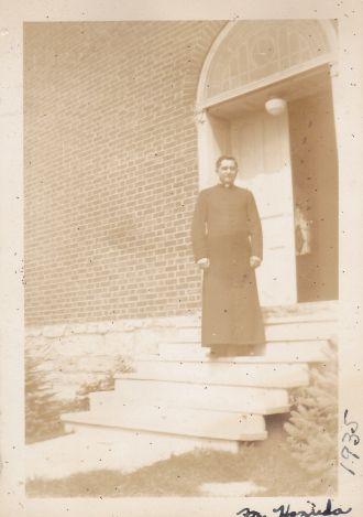 Father Hayden