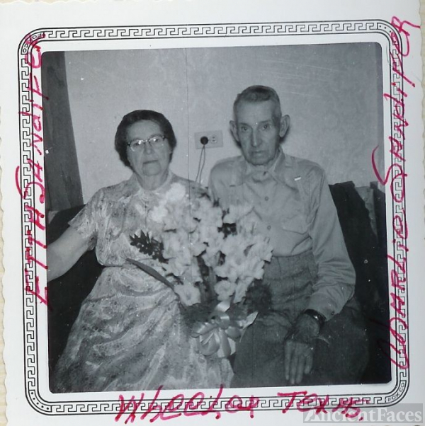 Charlie Otho and Etta SANDIFER M0ther's Day