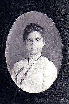 Mary Mathilda GINGERICH