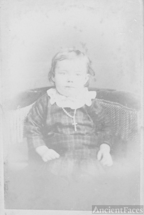 Mrs. M. J. Lynch's Baby, New York