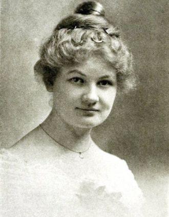 Edith Falkenstein, West Virginia, 1916