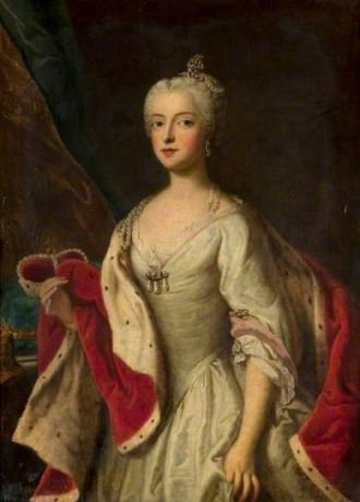 Archduchess Theresa Benedicta, Austria
