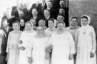 Molokan Church Members S.F 1938