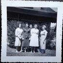 Elva, Betty, Gladys, Lois, & Lela Slagle