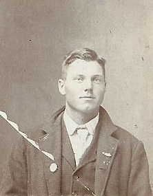 A photo of Robert Edward Amelang