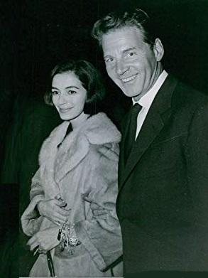 Jean-Pierre Aumont and Marisa Pavan