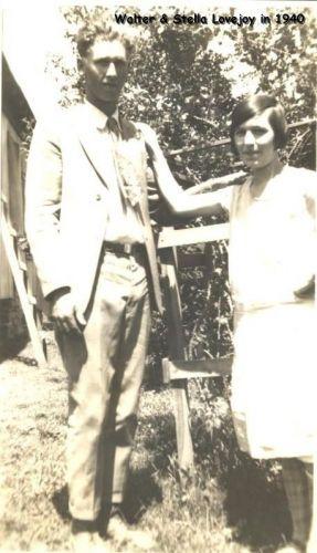 Walter & Stella Lovejoy