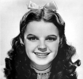 Judy Garland as Dorothy Wizard of Oz
