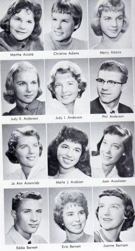Christine Adams - Fresno High School
