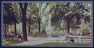 West Grand Circus Park, Detroit