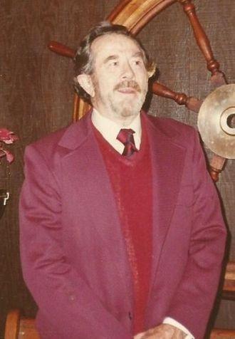 A photo of Robert Leslie Cazneau
