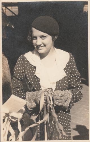 Gwendoline Pearl (Denning) Glynn