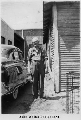 John Walter Phelps 1879–1965