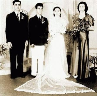 Mr & Mrs George F. Silva
