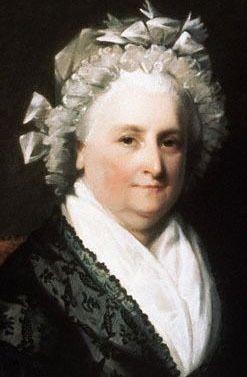 Martha Dandridge Custis Washington