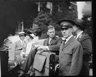 Charles Lindbergh, 6/12/27