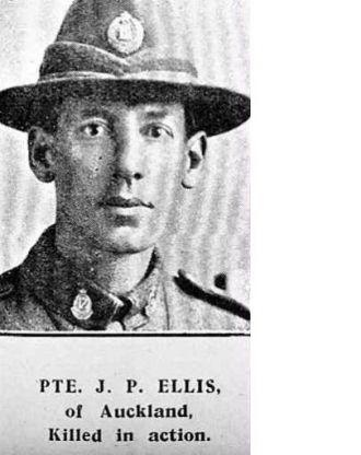 John Percy Ellis