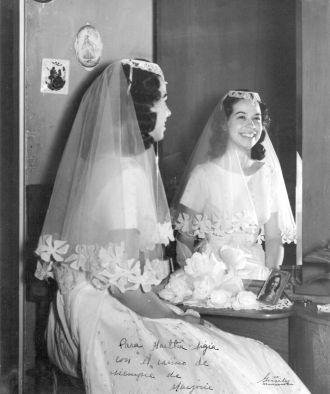 Marjorie's wedding