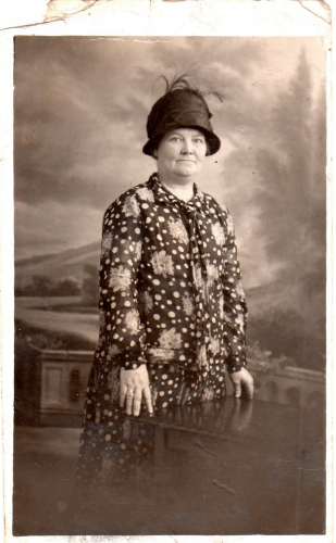Isabel Mary (Evans) Cooke