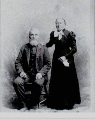 Peter Hansen Bogh and Dorethea Christine Nielsen