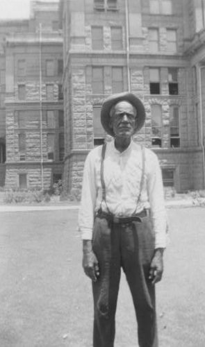William Homer, ex-slave, Ft. Worth