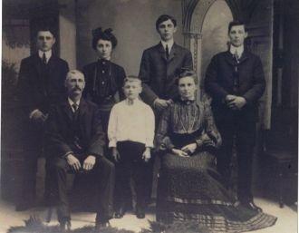 Dorney Family, Pennsylvania