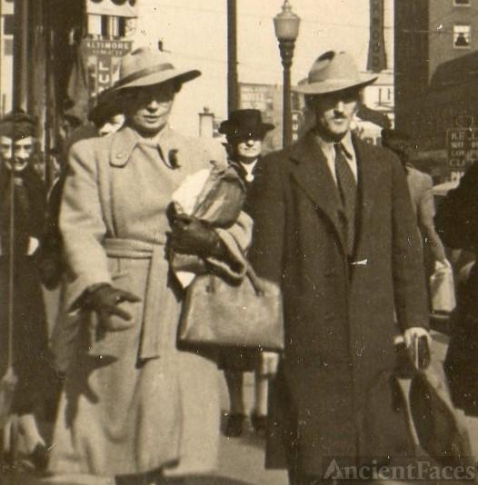 Wilkie & Clarice Harper