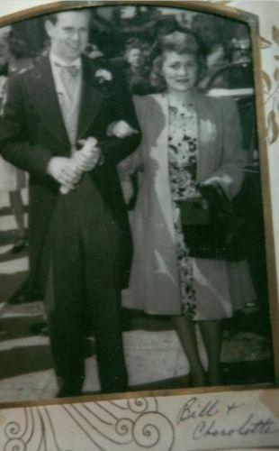 Bill and Charlotte Siebert