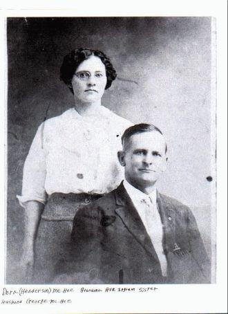 Dora & George McGee