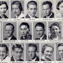 Leona Biglovsky and Seniors 1933 California