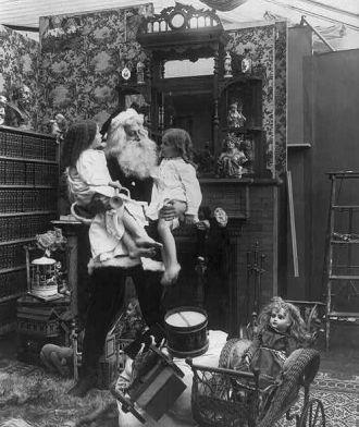 Santa Claus, 1906