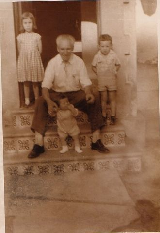John H Demaree, 3 child