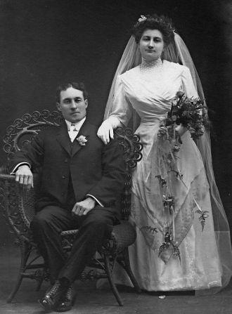 John Sheridan Wedding Photo