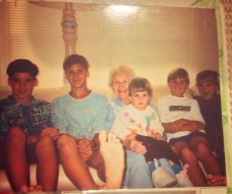 Jason Michael Snelling family