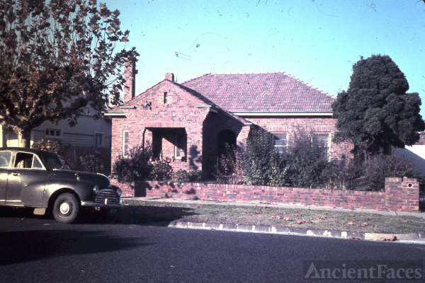 Ernest Peters Home