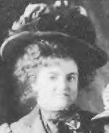 Maude Alma Harvey, 1910