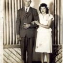 Leslie and Betty Carlton Wedding  picture
