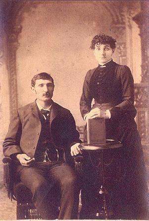 John C. and Anna A. Keim
