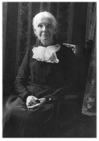 A photo of Mrs. William G. Wiley