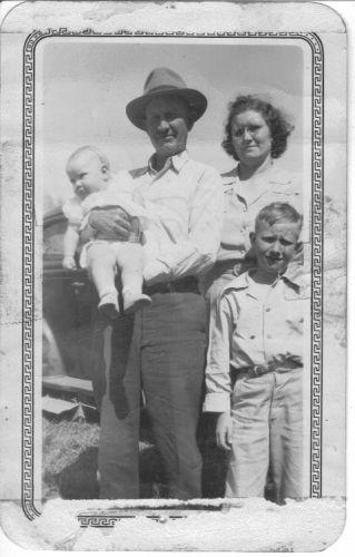Quanah,Texas 1947