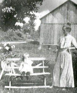 Edna Iney Benway Briggs